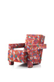 Utrecht Collectors Edition in Bertjan Pot Boxblocks textile for Cassina, Salone Del Mobile 2016 | #Milantrace2016-2016-Rho-Fierra-Milan-Cassina-Ico-chair-by-Ora-Ito-Group-0467