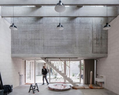 Juergen Teller Studio in London by 6a architects   Yellowtrace