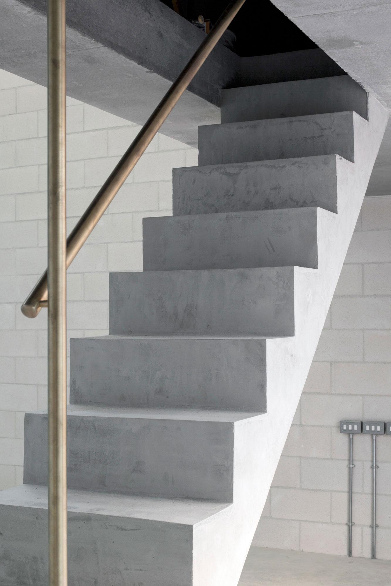 Juergen Teller Studio In London By 6a Architects