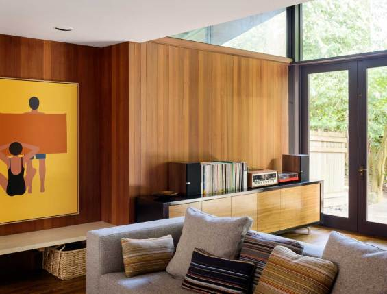 Remodel of a 1950's House by Jessica Helgerson Interior Design | Yellowtrace
