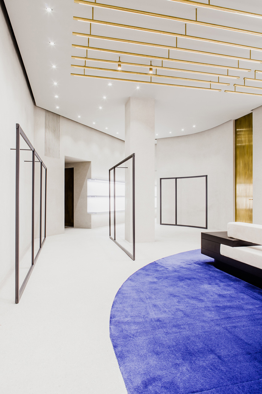 Jil Sander Berlin Store By Andrea Tognon Architecture