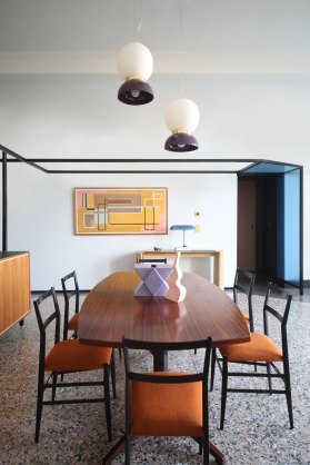 """""""History Repeating"""" Apartment by Marcante-Testa (UdA Architects) 