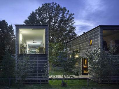 ZEN-Houses in Liberec, Czech Republic by Petr Stolin Architekt   Yellowtrace