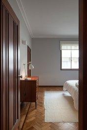 1940s Retro Apartment Renovations, Palacio 5E in Porto by Atelier in.vitro | Yellowtrace