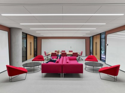 Dropbox Offices in San Francisco by Rapt Studio | Yellowtrace