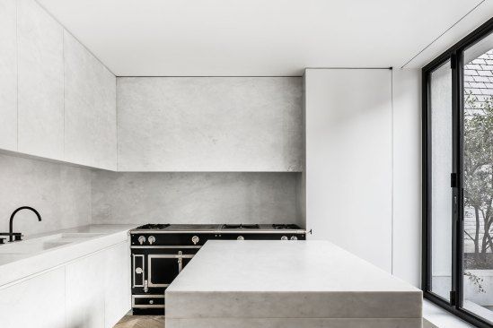 MK House in Antwerp by Nicolas Schuybroek Architects   Yellowtrace