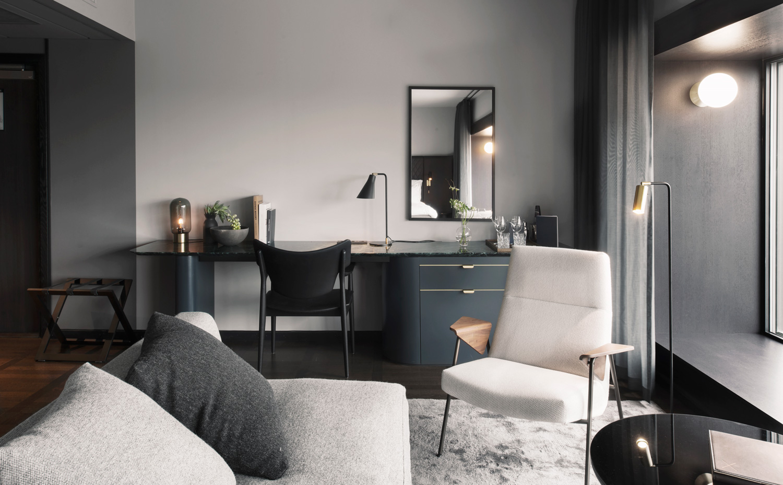At six hotel stockholm by universal design studio for Designhotel stockholm