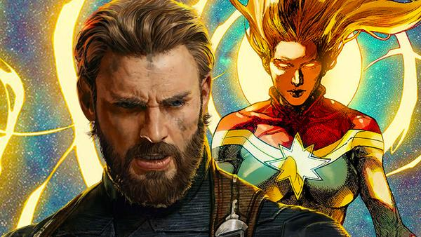 New Details About Captain Marvel s Cut Role in Avengers  Infinity     New Details About Captain Marvel s Cut Role in Avengers  Infinity War   IGN