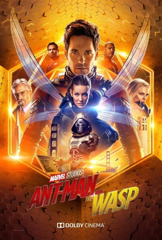 Ant-Man and the Wasp Exclusive Dolby Poster