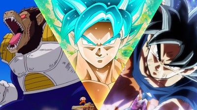 Every Important Dragon Ball Transformation  Power Up  and Fusion So     Every Important Dragon Ball Transformation  Power Up  and Fusion So Far