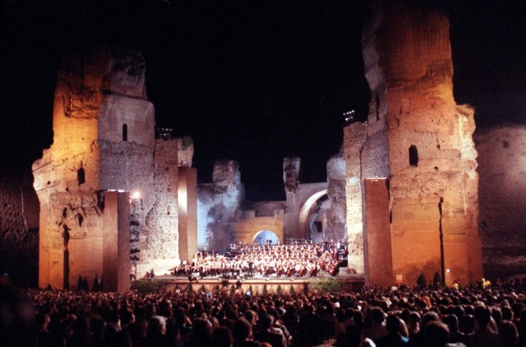 Caracalla Baths Concert