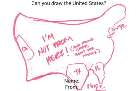 can you draw all 50 us states?