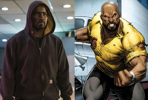 The Best Luke Cage Comics to Read After Netflix s New Marvel Series     luke cage comics