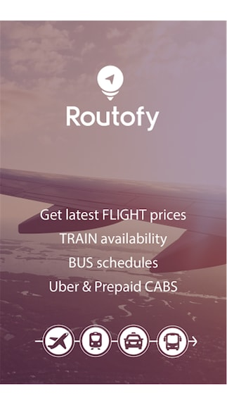 Download the Routofy App and Get Rs.15 Cashback in Paytm Wallet & Rs 500 bonus cash in Routofy wallet on install