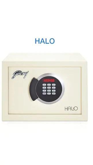 Godrej Halo Safety locker @Rs. 6974