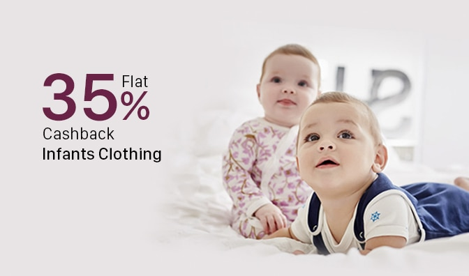 Infants Clothing: Extra 30% Off