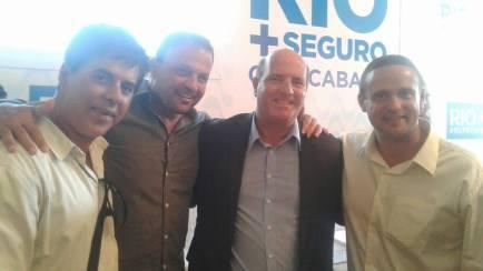 programa Rio + Seguro