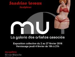 Expo Sandrine Leroux
