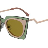 Fendi Cat-Eye Orchid Sunglasses - A Must Have For Summer 2015