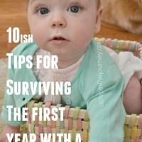Tips Every Mom Should Know to Survive the First Year