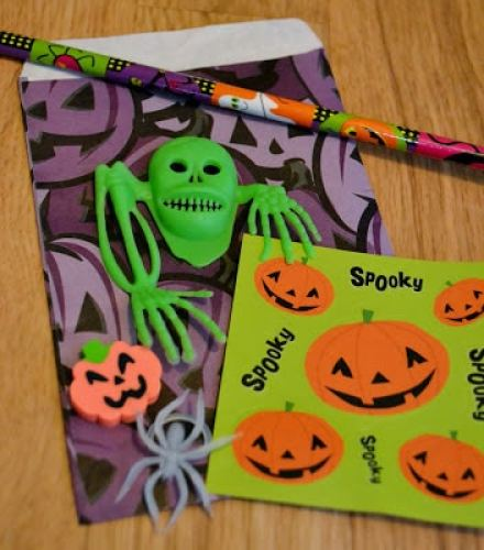 Halloween, Treat, Bag, Goodies, Discount