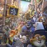 New Zootopia Clips and Activity Pages