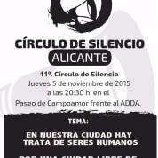 11º Circulo de Silencio
