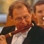 Flutist Christopher Krueger Aston Magna