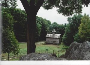 Aston Magna Estate Horse Barn