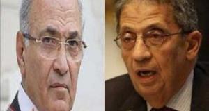 """موسى لـ """"شفيق"""" : نجاحك فى الرئاسة يطلق شرارة الفوضى فى البلاد"""