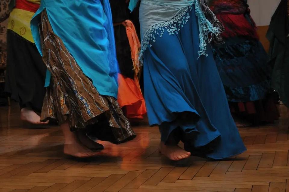 Ägyptischer Tanz - Workshop in Graz