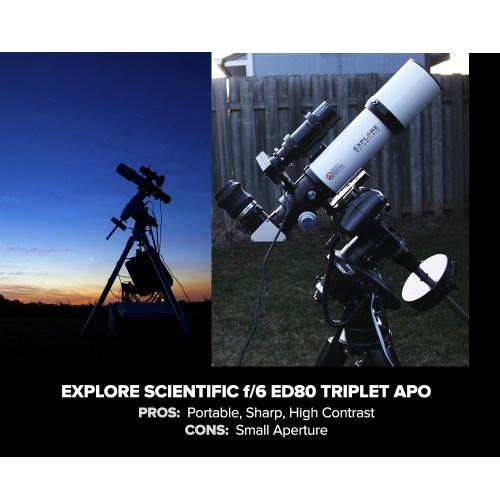Medium Crop Of Best Telescope For Astrophotography