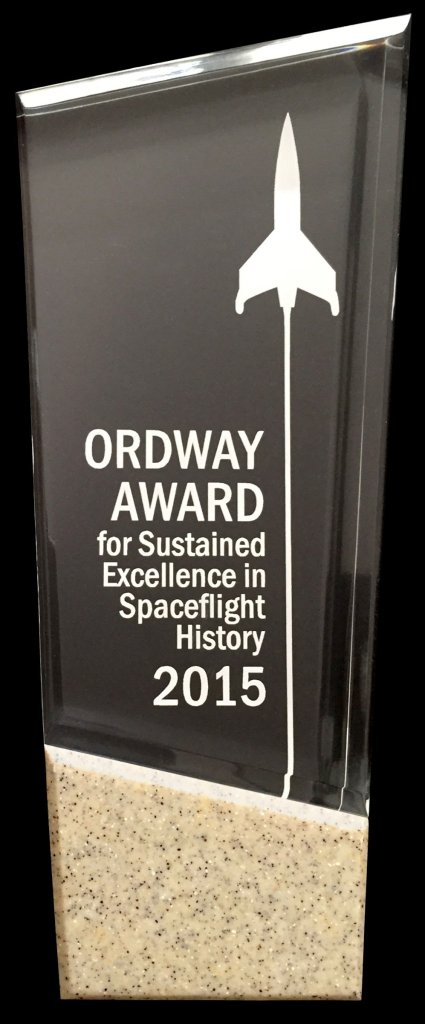 Quest Ordway Award Black