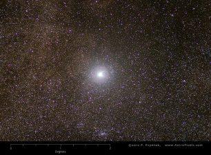 Alpha Centauri-four of the five brightest stars