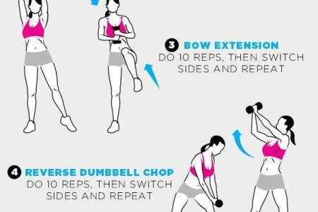 4 mouvements faciles pour un ventre extra plat 32