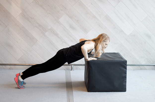 Workout In 30 Minutes With A Chair A Sweat Life