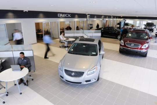 Todd Wenzel Buick GMC car dealership in Grand Rapids  MI 49512         Todd Wenzel Buick GMC 3