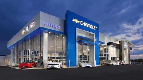 Koons Tysons Chevrolet Buick GMC car dealership in Vienna  VA 22182     Koons Tysons Chevrolet Buick GMC