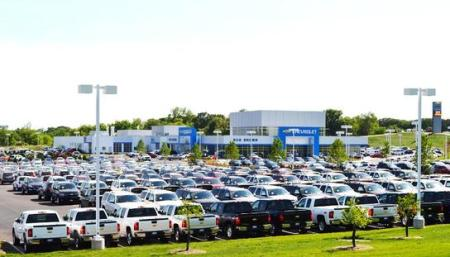 Bob Brown Chevrolet car dealership in Urbandale  IA 50322 1317         Bob Brown Chevrolet 3