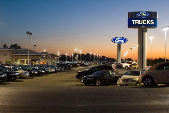 Gjovik Ford Inc car dealership in SANDWICH  IL 60548 1911   Kelley     Gjovik Ford Inc