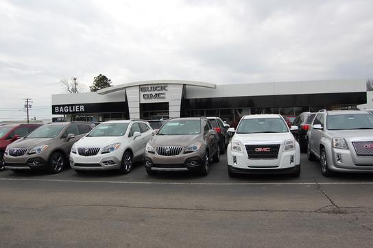 Baglier Buick GMC car dealership in Butler  PA 16001   Kelley Blue Book Baglier Buick GMC