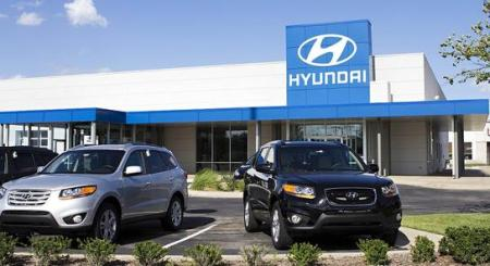Hatchett Hyundai East car dealership in Wichita  KS 67206 3691     Hatchett Hyundai East