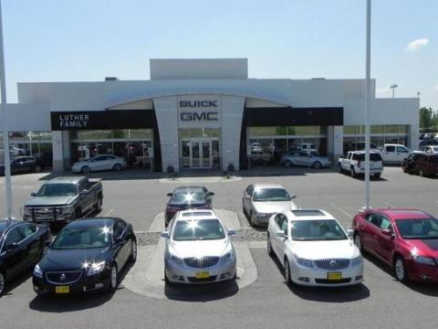 Luther Family Buick GMC car dealership in Fargo  ND 58104 8809     Luther Family Buick GMC 1