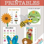 FREE May Themed Printables