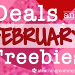 February Deals & Freebies