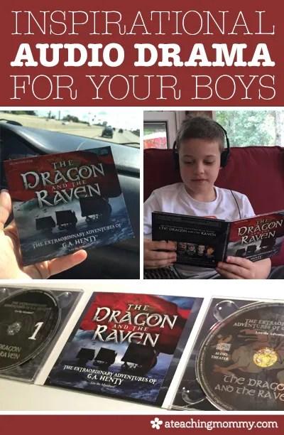 Inspiring Audio Drama for Boys