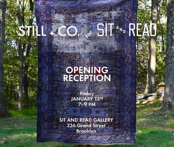 Still + Co for Sit and Read