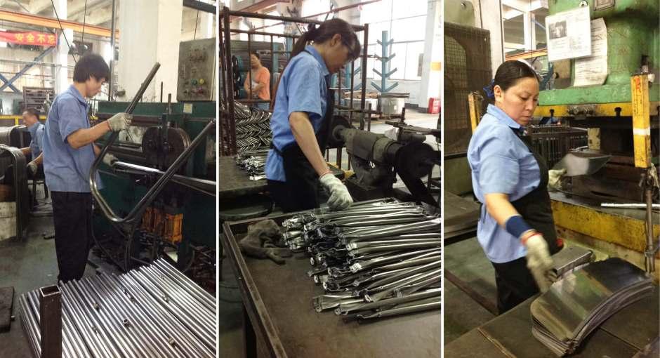 habitat macadam folding metal chair factory 001