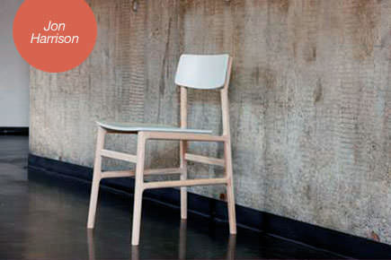 jon harrison ash kitchen chair 1