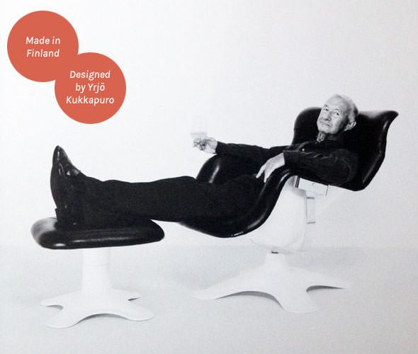 Why Terence Conran loves the Karuselli chair